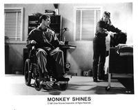 Monkey Shines - 8 x 10 B&W Photo #1