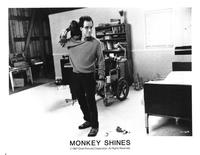 Monkey Shines - 8 x 10 B&W Photo #2