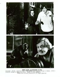Monkey Shines - 8 x 10 B&W Photo #7