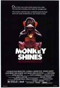 Monkey Shines - 27 x 40 Movie Poster - Style A