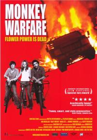 Monkey Warfare - 43 x 62 Movie Poster - Bus Shelter Style A