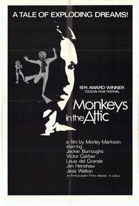 Monkeys in Attic - 27 x 40 Movie Poster - Style A