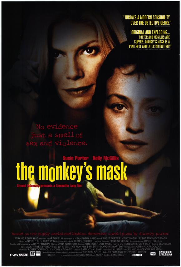 the monkeys mask movie posters from movie poster shop