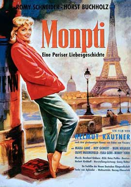Monpti - 27 x 40 Movie Poster - German Style A