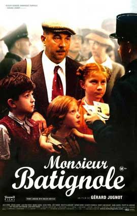 Monsieur Batignole - 27 x 40 Movie Poster - Style A