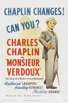 Monsieur Verdoux - 27 x 40 Movie Poster - Style B