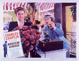Monsieur Verdoux - 11 x 14 Movie Poster - Style A