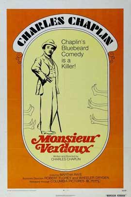 Monsieur Verdoux - 11 x 17 Movie Poster - Style A