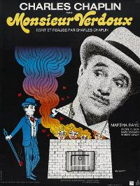 Monsieur Verdoux - 27 x 40 Movie Poster - French Style B