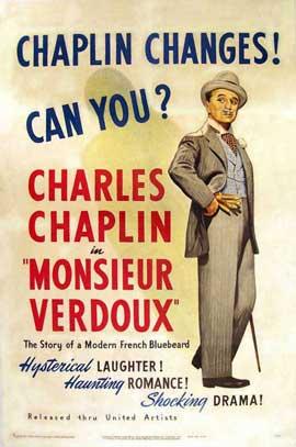 Monsieur Verdoux - 11 x 17 Movie Poster - Style C