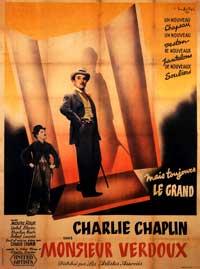 Monsieur Verdoux - 11 x 17 Movie Poster - Style D