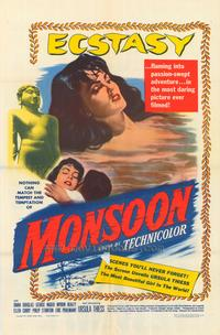 Monsoon - 11 x 17 Movie Poster - Style A