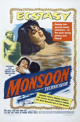 Monsoon - 11 x 17 Movie Poster - Style B