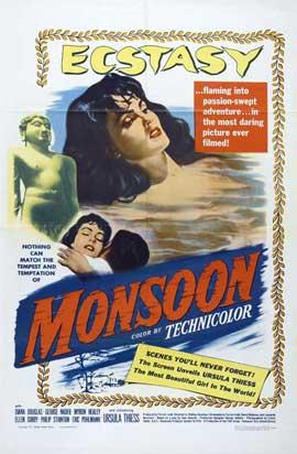 Monsoon - 27 x 40 Movie Poster - Style B