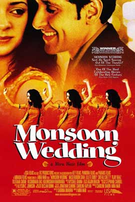 Monsoon Wedding - 11 x 17 Movie Poster - Style A