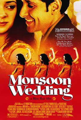 Monsoon Wedding - 27 x 40 Movie Poster - Style A