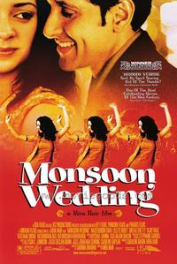 Monsoon Wedding - 43 x 62 Movie Poster - Bus Shelter Style A