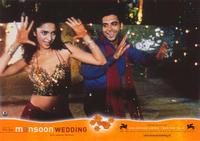 Monsoon Wedding - 11 x 14 Poster German Style A