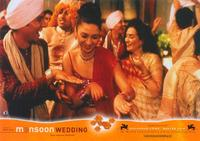 Monsoon Wedding - 11 x 14 Poster German Style B