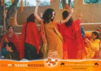 Monsoon Wedding - 11 x 14 Poster German Style D