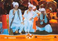 Monsoon Wedding - 11 x 14 Poster German Style F