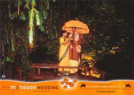 Monsoon Wedding - 11 x 14 Poster German Style G