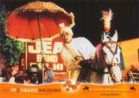 Monsoon Wedding - 11 x 14 Poster German Style H