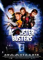 Monster Busters - 43 x 62 Movie Poster - Bus Shelter Style A