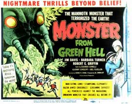 Monster from Green Hell - 11 x 14 Movie Poster - Style A