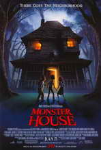 Monster House - 27 x 40 Movie Poster - Style A
