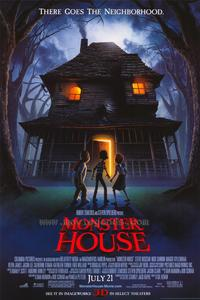 Monster House - 43 x 62 Movie Poster - Bus Shelter Style A