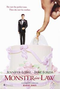 Monster-in-Law - 11 x 17 Movie Poster - Style A