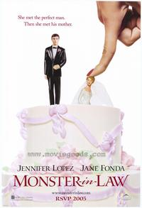 Monster-in-Law - 27 x 40 Movie Poster - Style A