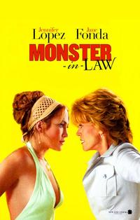 Monster-in-Law - 11 x 17 Movie Poster - Style C