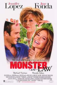 Monster-in-Law - 43 x 62 Movie Poster - Bus Shelter Style A