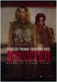 Monster - 43 x 62 Movie Poster - Bus Shelter Style A