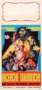 Monster on the Campus - 13 x 28 Movie Poster - Italian Style A