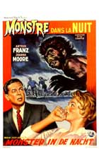 Monster on the Campus - 11 x 17 Movie Poster - Belgian Style A