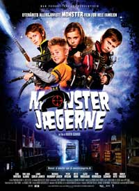 Monsterj�gerne - 43 x 62 Movie Poster - Bus Shelter Style A