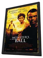 Monster's Ball - 11 x 17 Movie Poster - Style B - in Deluxe Wood Frame