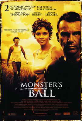 Monster's Ball - 27 x 40 Movie Poster - Style B