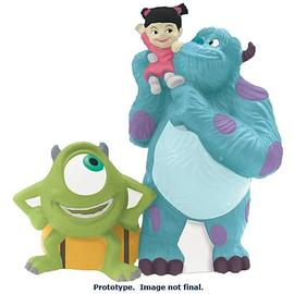 Monsters, Inc. - Monsters Inc. Gang Salt and Pepper Shakers