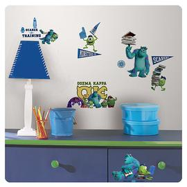 Monsters, Inc. - Monsters University Peel and Stick Wall Decals