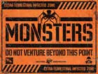 Monsters - 30 x 40 Movie Poster UK - Style A