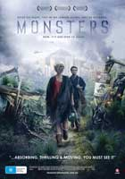 Monsters - 27 x 40 Movie Poster - Australian Style A