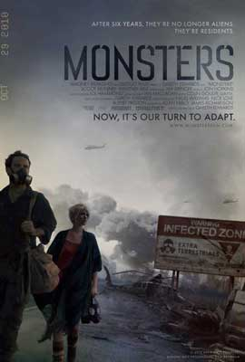Monsters - 11 x 17 Movie Poster - Style A