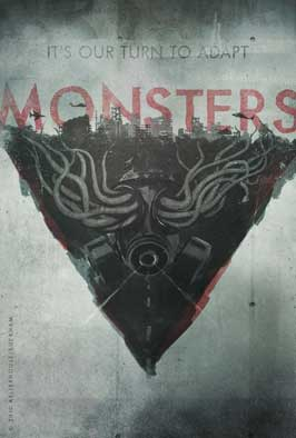 Monsters - 11 x 17 Movie Poster - Style C