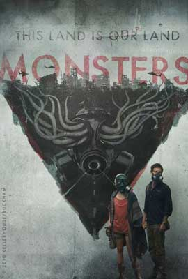 Monsters - 11 x 17 Movie Poster - Style D