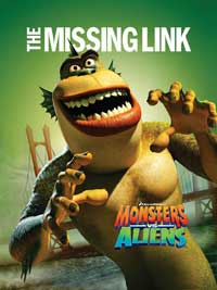 Monsters vs. Aliens - 11 x 17 Movie Poster - Style L