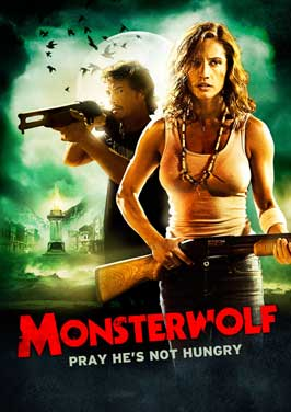 Monsterwolf (TV) - 11 x 17 TV Poster - Style A